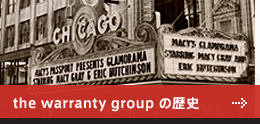 the warranty group の歴史